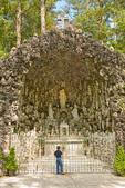 Ave Maria Grotto, on grounds of St. Bernard Abbey, Cullman, Alabama, AGPix_1752