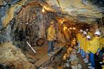 Gold Mine tour of Old Hundred Mine near Silverton, Colorado, USA, AGPix_1764