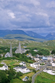 Irish village of Clifden, Connemara District, County Galway, Ireland, AGPix_1766