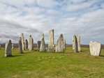 Calanais Standing Stones at Callanish a Bronze Age stone circle on Isle of Lewis, Outer Hebrides, Scotland, AGPix_2032