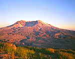 Mount St. Helens in Washington's Cascade Range.