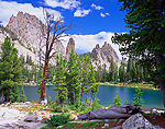 Bighorn Crags in Frank Church - River of no Return Wilderness, Idaho