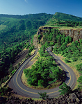 Rowena Loops & Historic Columbia River Highway, Oregon