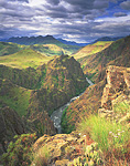 Imnaha River/Hells Canyon National Recreation Area, Oregon
