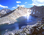 Lonesome Lake-Idaho's 2nd Highest Lake