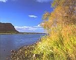 Columbia River at Sentinel Gap, Washington