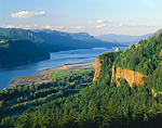 Crown Point & Columbia River Gorge, Oregon