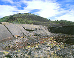 Big Cinder Butte at Craters of the Moon National Monument, Idaho