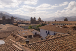 Cusco skyline, Peru