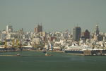 Montevideo Uruguay from