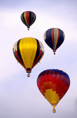 Hot air balloons, Booise, ID