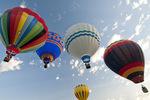 Hot air balloons, Spirit of Boise Balloon Classic 2016