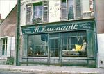 Mattress and saddler shop near Chenonceau.