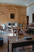 Governor's Council Chamber, where Benjamin Franklin presided as Govenor from 1775-1778; Independence Hall.