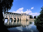 Chenonceaux Chateau in Loire Valley, France