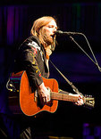 Tom Petty performs at the Mile High Music Festival in Denver