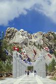 Mt. Rushmore National Memorial, Rapid City, South Dakota