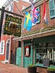 Historic Jessopís Tavern, New Castle, Delaware