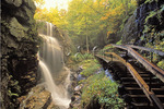The Gorge at the Flume, Franconia Notch, New Hampshire