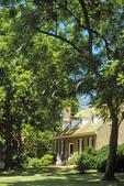 Main House at George Washington Birthplace National Monument, Washington's Birthplace, Virginia