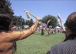 Flag Ceremony, Mattaponi Indian Reservation, Westpoint, Virginia
