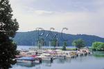 Marina, Claytor Lake State Park, Radford, Virginia