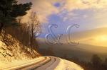 Skyline Drive, Swift Run Gap, Shenandoah National Park, Virginia
