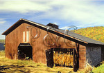 Tobacco Barn, Valle Crucis, North Carolina