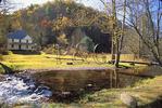 Caldwell House, Cataloochee Valley, Great Smoky Mountains National Park, North Carolina
