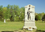 Monument at Bloody Angle, Fredericksburg & Spotsylvania National Military Park, Spotsylvania Court House, Virginia