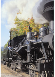 Cass Scenic Railroad State Park, Cass, West Virginia
