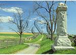 Sunken Road, Antietam National Battlefield, Sharpsburg, Maryland
