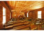 Primitive Church, Stone Mountain State Park, Traphill, North Carolina