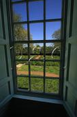 Drawing Room Window, Historic Kenmore Plantation & Gardens, Fredericksburg, Virginia