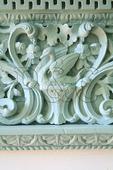 Chamber Mantle Detail, Historic Kenmore Plantation & Gardens, Fredericksburg, Virginia