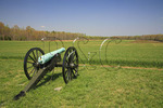 Union Lines, Malvern Hill, Richmond National Battlefield Park, Virginia