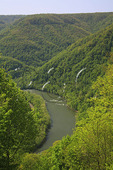 View From Trail, Grand View Park, New River Gorge National River, West Virginia