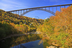 New River Gorge Bridge, New River Gorge National River, West Virginia