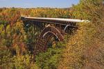 New River Gorge Bridge, New River Gorge National River, West Virginia