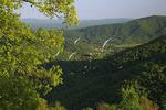 Overlook south of RT 33, Shenandoah National Park, Virginia