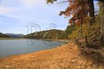 Drought Lake Moomaw, Covington, Virginia