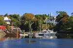 Harbor, Rockport, Maine