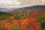 View from Kancamagus Highway, New Hampshire