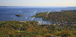 View From Mount Battie at Sunset, Camden, Maine