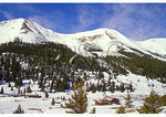 Ghost town, Independence Pass, Aspen, Colorado