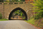 Carriage Road Bridge near Bubble Pond, Acadia National Park, Maine