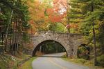 Carriage Road Bridge near Seal Harbor, Acadia National Park, Maine