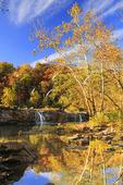 Sandstone Falls, New River Gorge National River, West Virginia