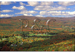 View from Hairpin Turn, Mohawk Trail, North Adams, Massachusetts