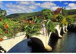 Bridge of Flowers, Shelburne, Massachusets